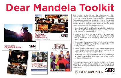 Dear Mandela Toolkit
