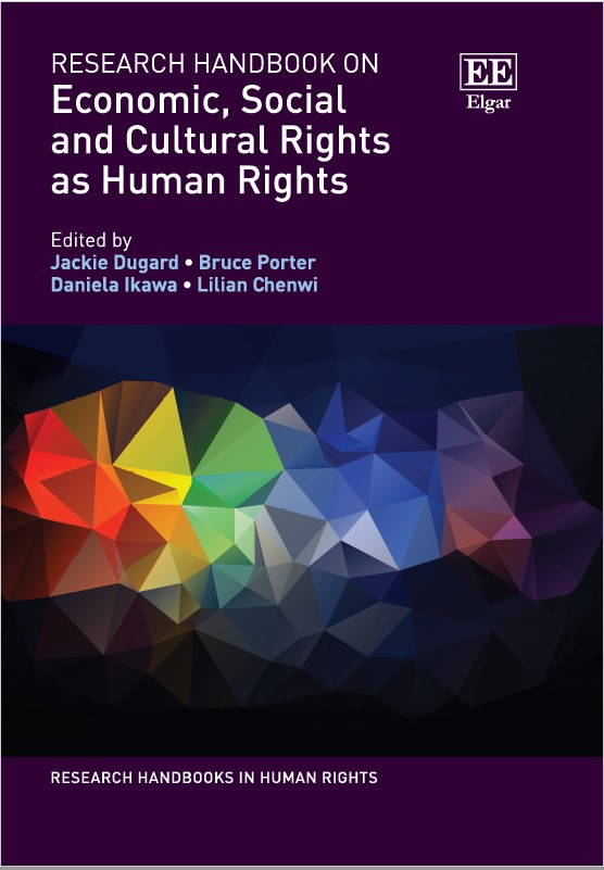 Research handbook on economic social and cultural rights as human rights